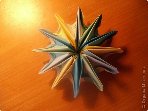 Тема 3. Новый год в космосе Хотелось, чтоб на столе было много конфет, и я решил сделать конфетницу в виде звезды.  фото 18