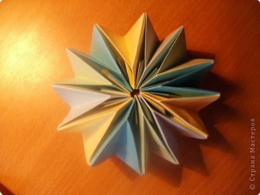 Тема 3. Новый год в космосе Хотелось, чтоб на столе было много конфет, и я решил сделать конфетницу в виде звезды.  фото 26