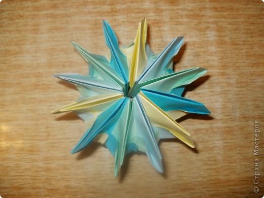 Тема 3. Новый год в космосе Хотелось, чтоб на столе было много конфет, и я решил сделать конфетницу в виде звезды.  фото 25