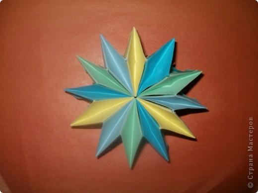 Тема 3. Новый год в космосе Хотелось, чтоб на столе было много конфет, и я решил сделать конфетницу в виде звезды.  фото 23