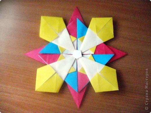 Тема 3. Новый год в космосе Хотелось, чтоб на столе было много конфет, и я решил сделать конфетницу в виде звезды.  фото 14