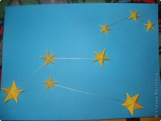 Тема 3. Новый год в космосе Хотелось, чтоб на столе было много конфет, и я решил сделать конфетницу в виде звезды.  фото 15