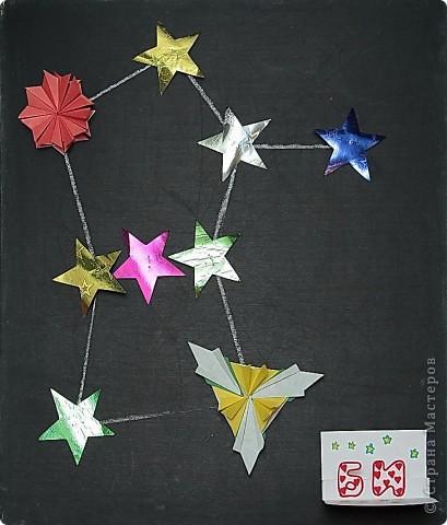 Это моя звезда. Она называется Ирень.  Она  состоит из  модулей «Крылья», «Стрела», «Ракета», «Звездолёт»(по 4 штуки). Эта звезда помогает мне побеждать. фото 2