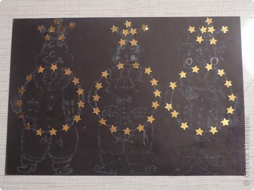"""Тема 1. Тренировочный полет. Моя звезда.      Я сделала модули """"Крылья"""" (жёлтые,8 шт.), """"Стрела"""" (12 оранжевых и 1 модуль побольше красного цвета). Вертела  их так и сяк и у меня сложилась звезда """"Звездолёт"""".       Пусть эта звезда указывает путь нам в нашем космическом путешествии!                                                                                                                                                   фото 5"""