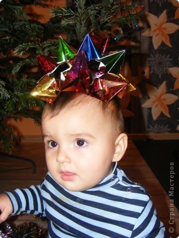 Мой первый звёздный Новый 2011 год! фото 8
