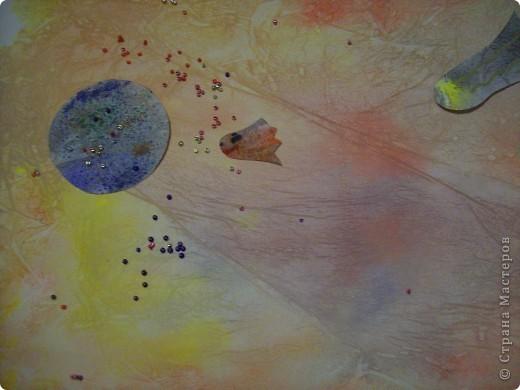 """Вот мое первое задание. Это моя первая звезда. При ее изготовлении я использовала модули """"Крылья"""", """"Шаттл"""", """"Ракета"""" (всех взяла по 4 шт.). Называется моя звезда """"Мудрая"""". она дарит людям знания и на своих волшебных лучиках рассылает им таланты. фото 14"""