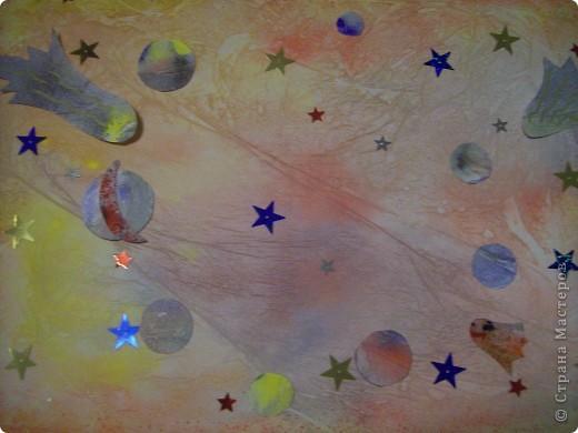 """Вот мое первое задание. Это моя первая звезда. При ее изготовлении я использовала модули """"Крылья"""", """"Шаттл"""", """"Ракета"""" (всех взяла по 4 шт.). Называется моя звезда """"Мудрая"""". она дарит людям знания и на своих волшебных лучиках рассылает им таланты. фото 16"""