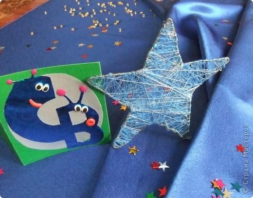 """Звезда называется """"Удача"""". Состоит из 8 модулей """"Крылья"""", 4 модулей """"Шаттл"""" и 8 модулей """"Ракета"""". фото 7"""