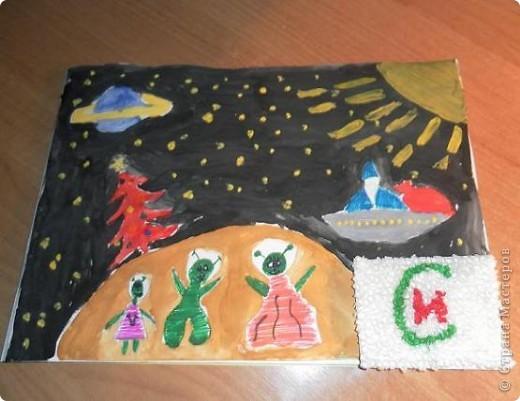 """""""Полярная звезда"""" Для ее изготовления мне понадобилось 6 """"Шатлов"""" и 6 """"Ракет""""  Моя звезда мне очень нравиться !!  !На сегодняшный день моя звезда весит у меня дома на самой вершине нашей новогодней елки. фото 3"""