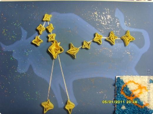 Тема №1 Тренировочный полет Название этой звезды– Альдебаран, это самая яркая звезда в созвездии Тельца ( это моё зодиакальное созвездие). Телец сверкает ею как красным страшным глазом.  Название происходит от арабских слов Аль Дабаран, «следующий за».  Знаменитейший астроном Птолемей называл эту звезду  маяком. фото 6