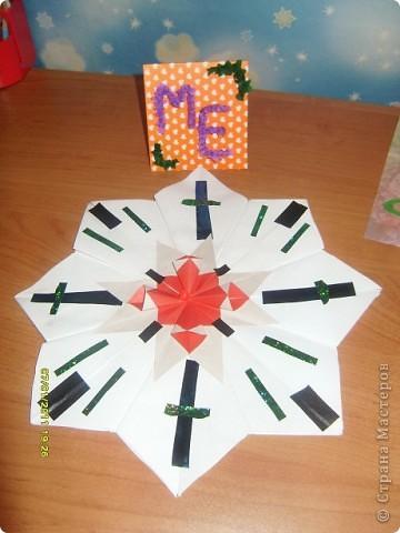 Это моя звёздная карточка(загружаю карточку сейчас, потому что не успела принять участие в первом полёте(((, она выполнена в технике торцевание на пластилине. Это первая моя работа в этой технике, мне очень понравилось делать такие поделки!!! фото 3