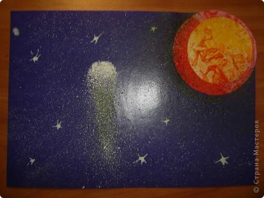 Тема 1.   Для звезды двухцветной  использовано 8 модулей Шатл, для звезды в одном цвете - 5 модулей Ракета фото 6