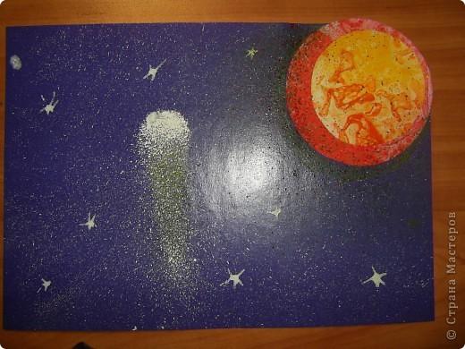 Тема 1.   Для звезды двухцветной  использовано 8 модулей Шатл, для звезды в одном цвете - 5 модулей Ракета фото 9