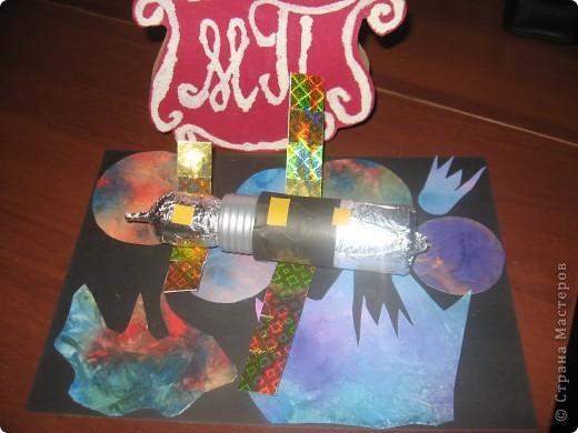 моя первая ракета готовится к полёту для исследования Вселенной. фото 9