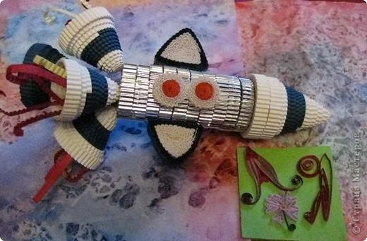 Строим  космический  корабль. фото 2