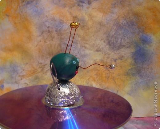 """На сказочной Радужной планете.На своей летающей тарелке """"Марс 1"""" фото 3"""