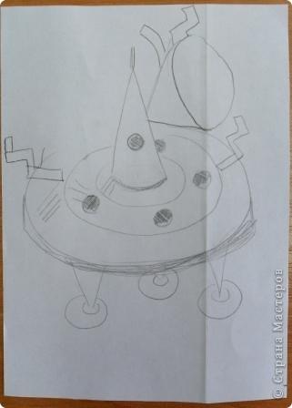 Тема 1. Конструируем космические аппараты. Это планетоход. Он готов к автономному полету на любую планету. фото 3