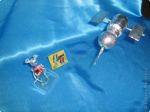 Солнечный спутник. Он готовится к полёту. фото 2
