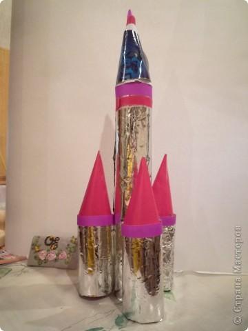 """Космический корабль """"Алафицит - воздушные кони"""". фото 2"""