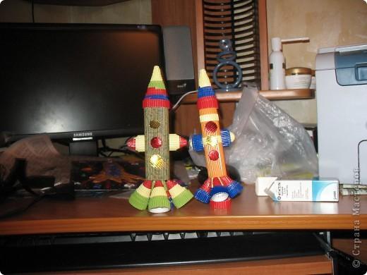 """Планетоход для исследования новых планет- """"Муравей 2011"""".Раз дали дополнительное время, я решила сделать ещё одну работу!!!   фото 8"""