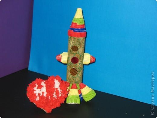 """Планетоход для исследования новых планет- """"Муравей 2011"""".Раз дали дополнительное время, я решила сделать ещё одну работу!!!   фото 5"""