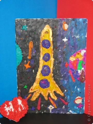 """Планетоход для исследования новых планет- """"Муравей 2011"""".Раз дали дополнительное время, я решила сделать ещё одну работу!!!   фото 7"""