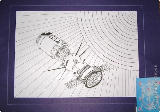 Космос сложен, неизведан, опасен и прекрасен. Для путешествия нужен многофункциональный корабль – трансформер класса «Модуль-3». фото 8