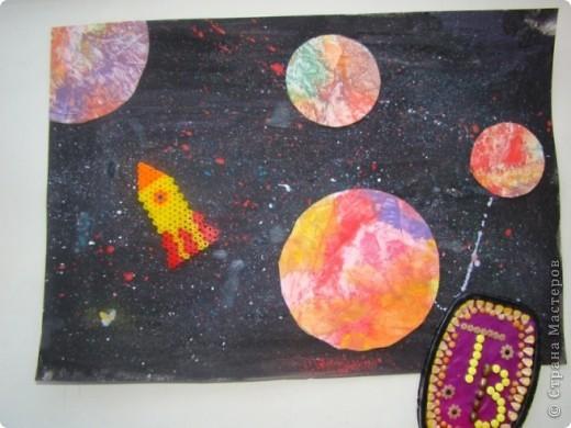 Представляем вам результат нашей творческой космической недели.  фото 13