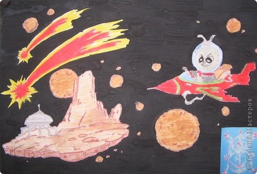 Космос сложен, неизведан, опасен и прекрасен. Для путешествия нужен многофункциональный корабль – трансформер класса «Модуль-3». фото 12