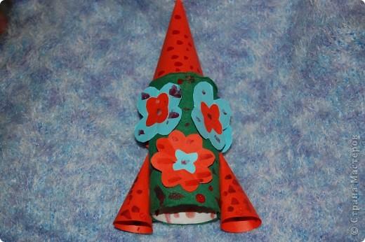 ракета-цветочная и летающая тарелка рыжик фото 4