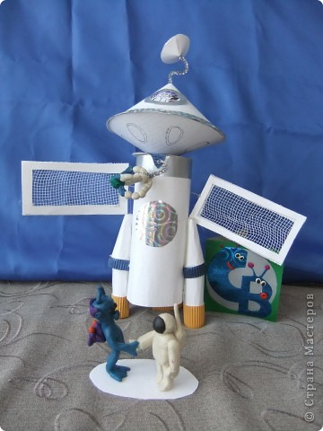 Космический корабль «Странник».  фото 1