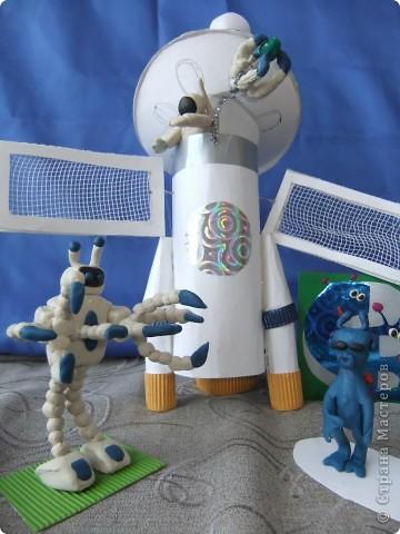 Космический корабль «Странник».  фото 2