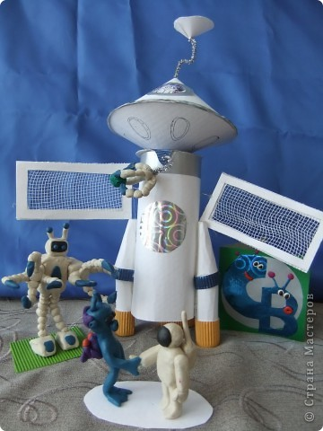 Космический корабль «Странник».  фото 4