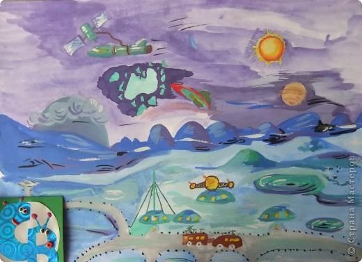 Космический корабль «Странник».  фото 5