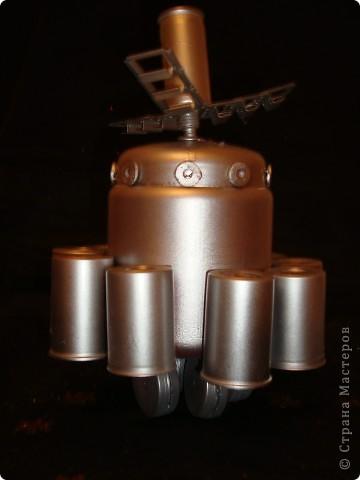 Моя ракета для межпланетных и межгалактических перелетов фото 3
