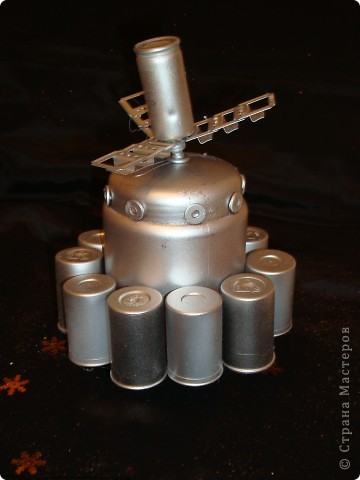 Моя ракета для межпланетных и межгалактических перелетов фото 4