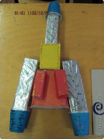 """Моя ракета называется """"Инопланетное устройство"""" фото 2"""
