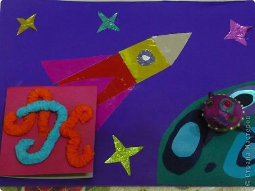 Мой звездолет и ракета-носитель. фото 2