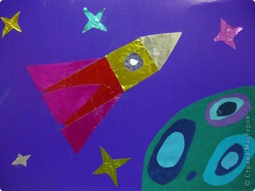 Мой звездолет и ракета-носитель. фото 6