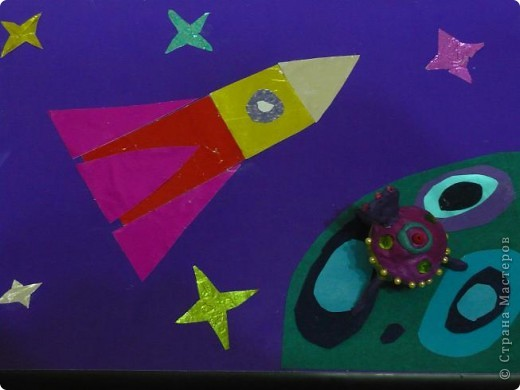Мой звездолет и ракета-носитель. фото 7