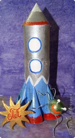 """Моя звезда со второго полета! Для создания моей звездочки я использовал 8 модулей """"Крылья"""", 8 модулей """"Звездолет"""", 8 модулей """"Шаттл"""". И вот, что у меня получилось! фото 6"""