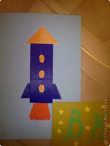Это моя звезда и звездная карточка. Выкладываю их, потому что я присоединяюсь к третьему полету. фото 2
