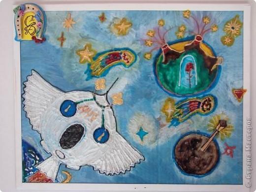 """Межпланетный космический корабль """"НУР"""" (СВЕТ). фото 2"""