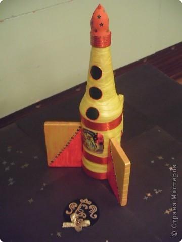 """Ракета """"Вдохновение"""" фото 1"""