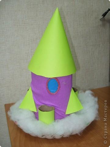 взлетающая ракета 1 фото 1