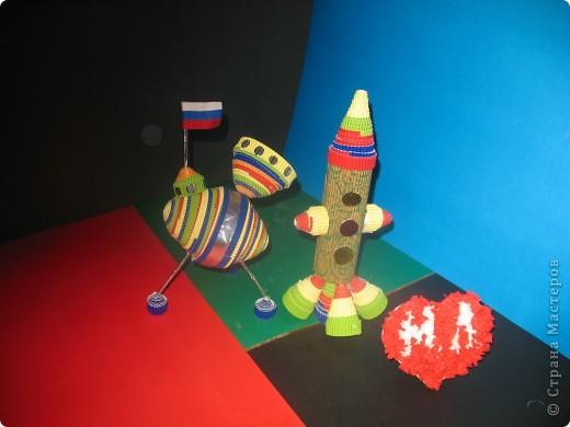 """Планетоход для исследования новых планет- """"Муравей 2011"""".Раз дали дополнительное время, я решила сделать ещё одну работу!!!   фото 2"""