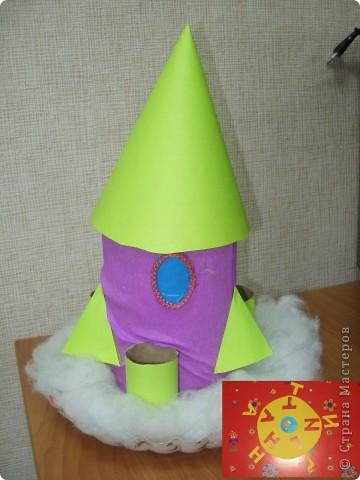 взлетающая ракета 1 фото 6