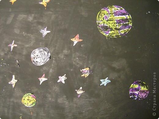 В прошлом полёте я залетела в конфетную галактику. А раз планеты там из конфет, то и транспорт должен быть конфетный. фото 22