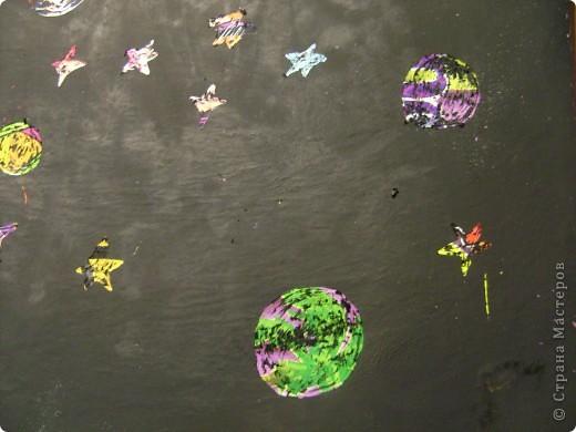 В прошлом полёте я залетела в конфетную галактику. А раз планеты там из конфет, то и транспорт должен быть конфетный. фото 24