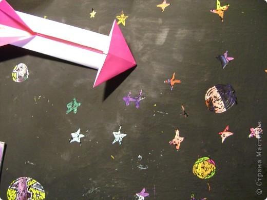 В прошлом полёте я залетела в конфетную галактику. А раз планеты там из конфет, то и транспорт должен быть конфетный. фото 25